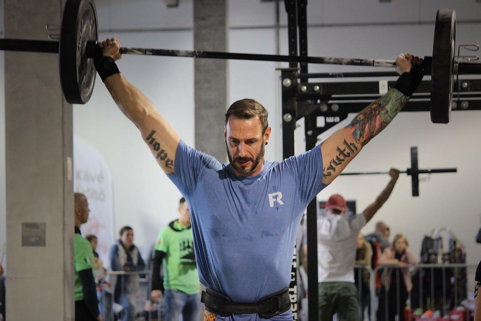 Fitness Coaching Thomas Ricks