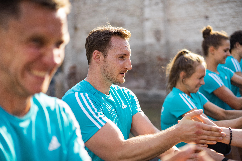 Fitness deinen Trainer Job bei Original Bootcamp