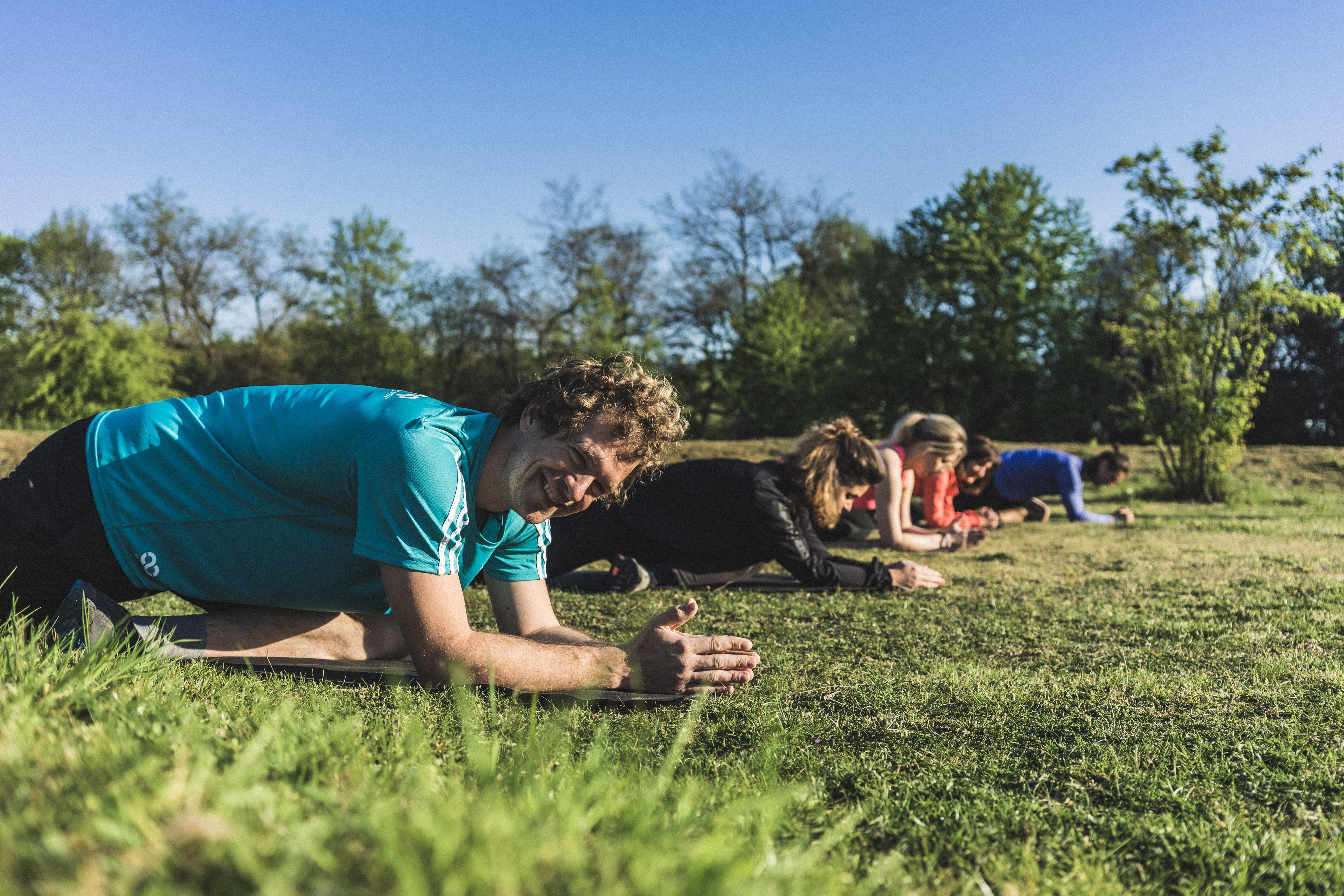 outdoor gym leverkusen