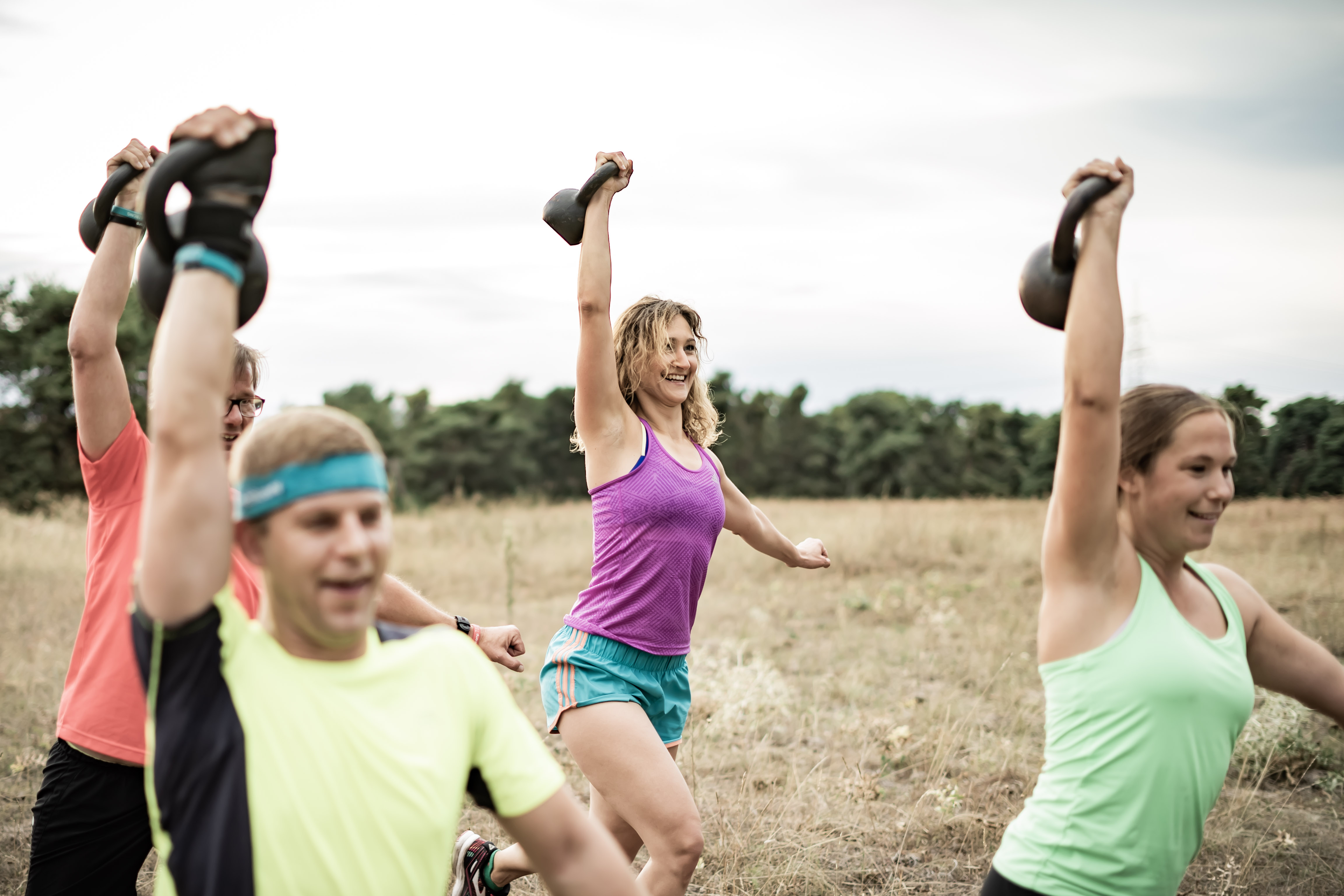 outdoor bootcamp training in rostock