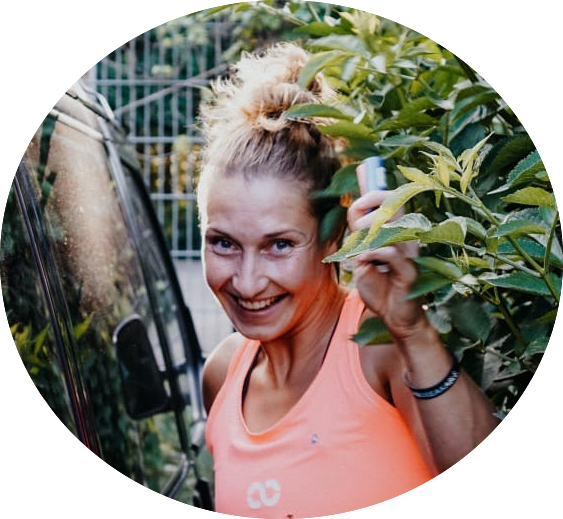 Original Bootcamp Personal Trainerin Anja Rinne