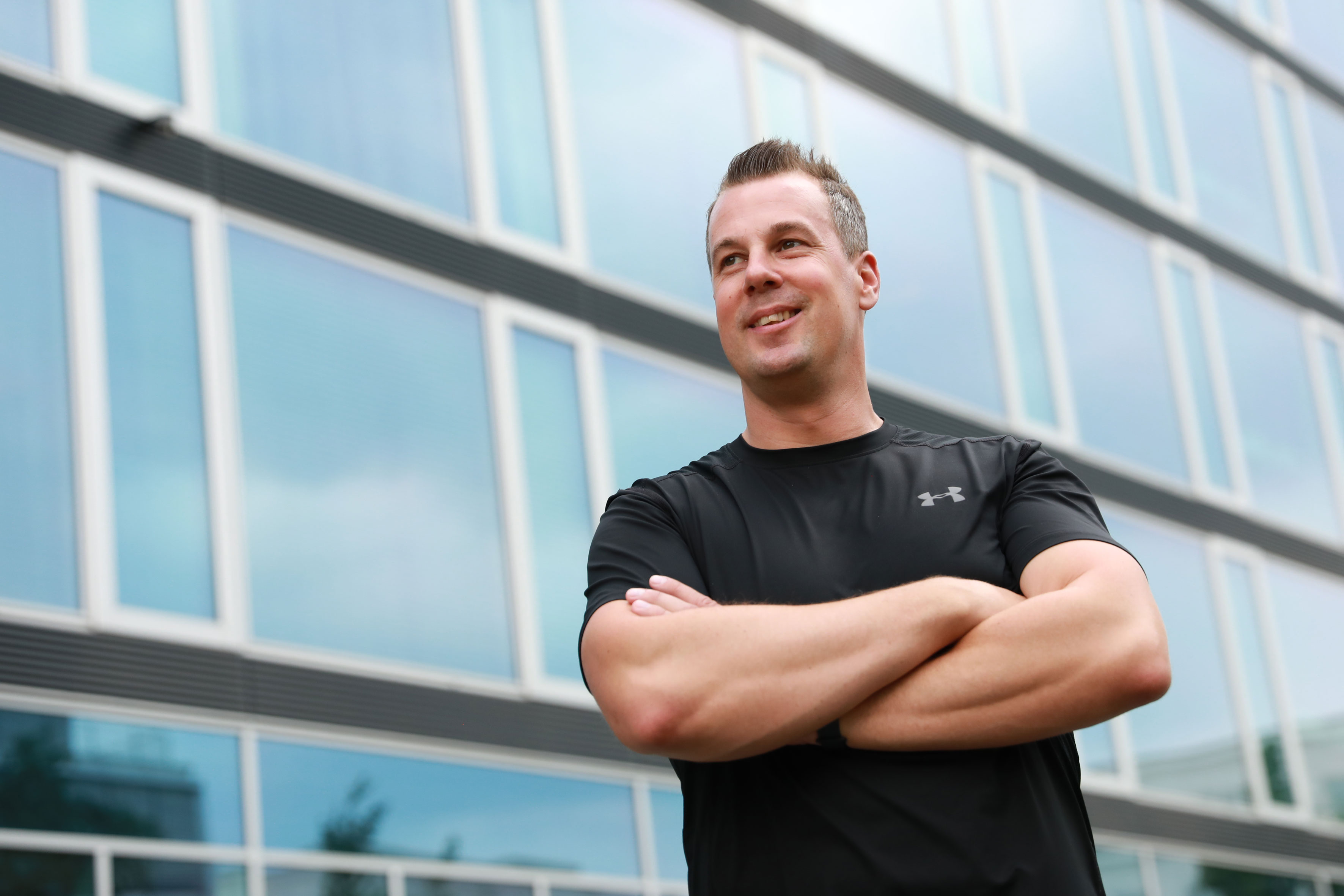 Personal Trainer Markus Müller