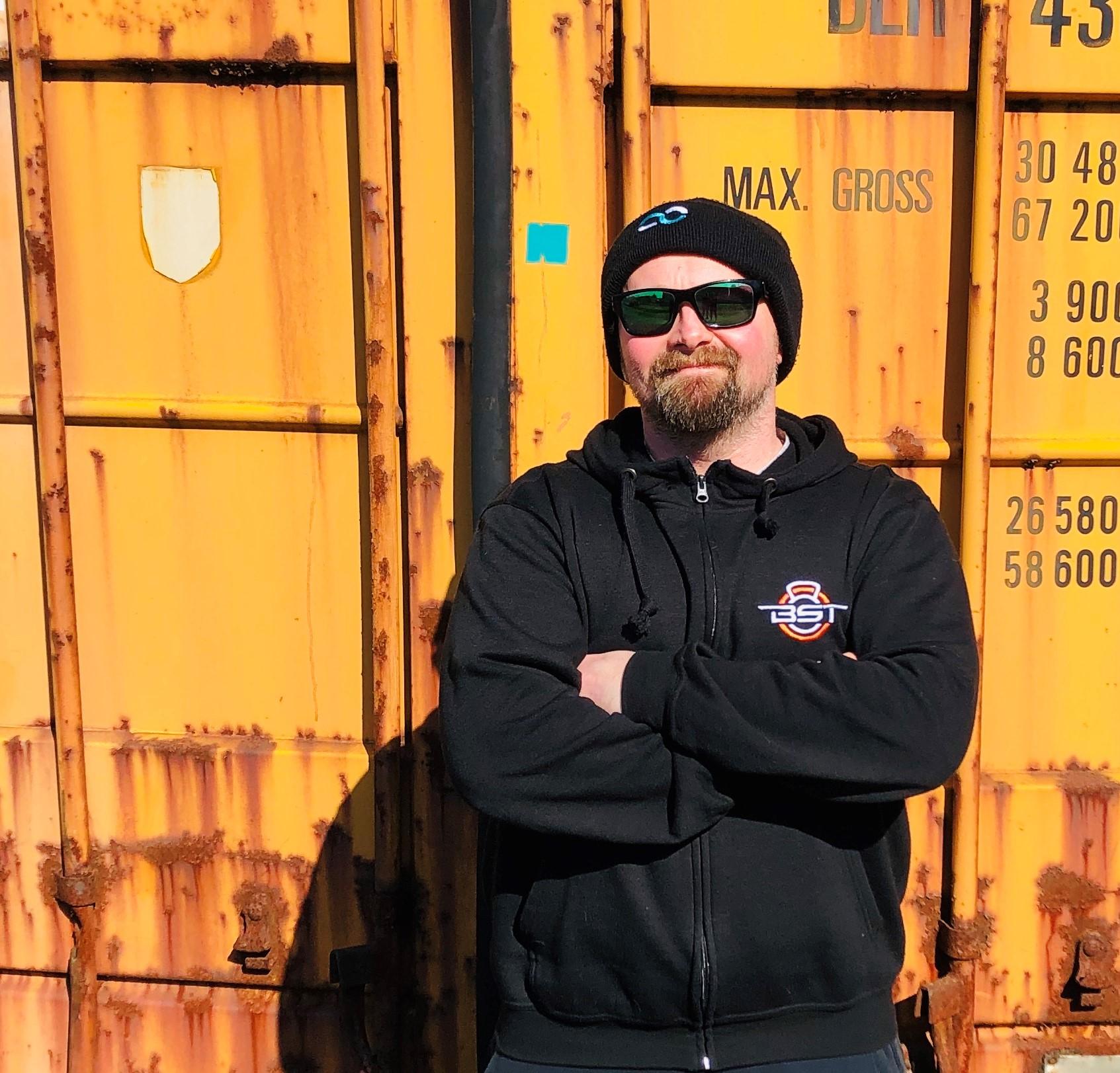 Marlon Horvath Personal Trainer Solingen