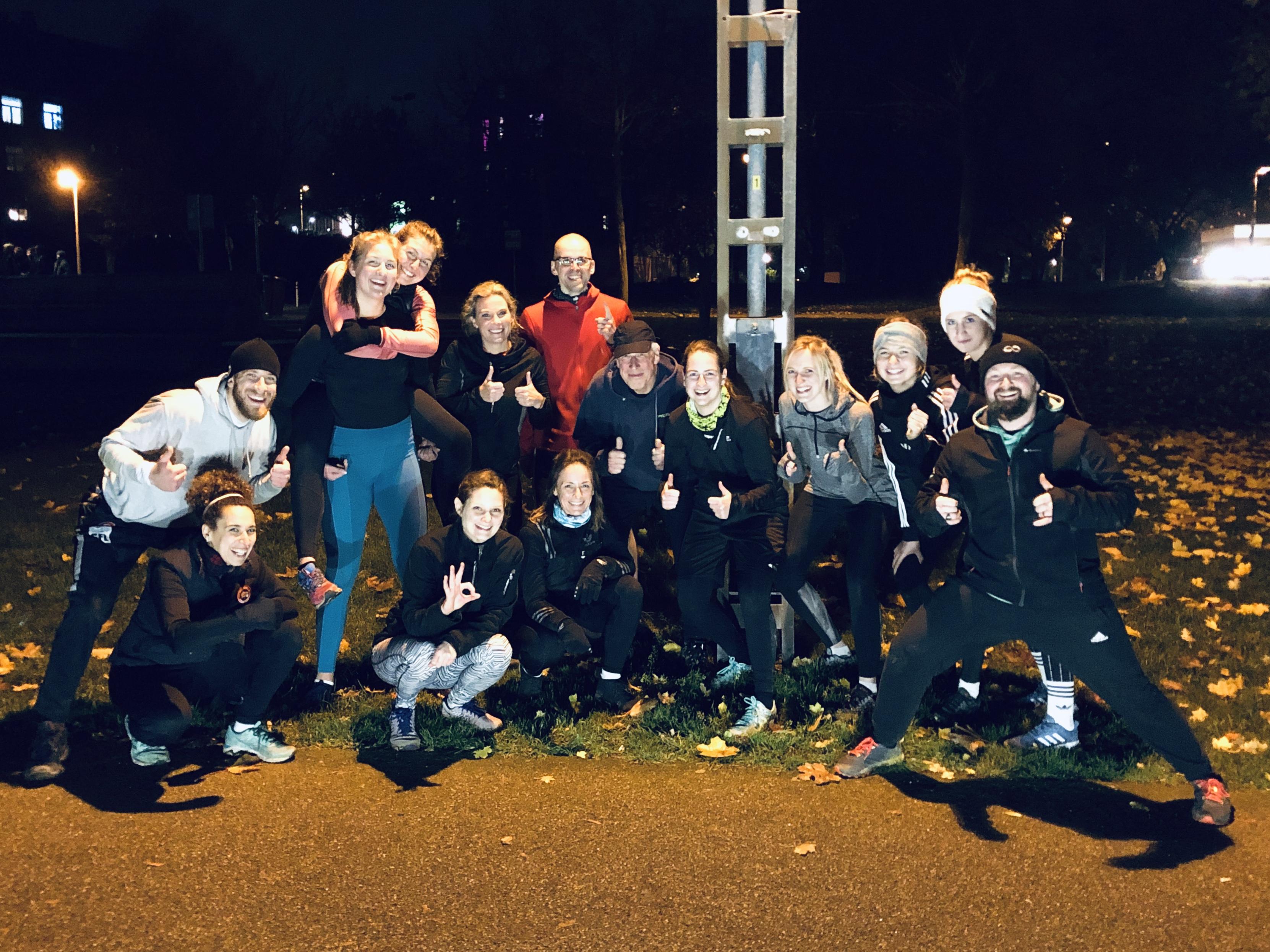 Fitness Training Outdoor Marlon Horvath Solingen